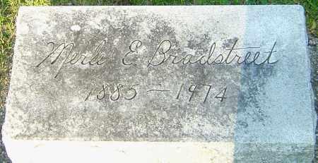 HIMES BRADSTREET, MERLE EVA - Montgomery County, Ohio | MERLE EVA HIMES BRADSTREET - Ohio Gravestone Photos
