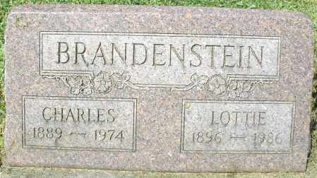 BRANDENSTEIN, LOTTIE - Montgomery County, Ohio | LOTTIE BRANDENSTEIN - Ohio Gravestone Photos
