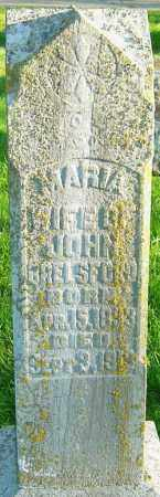 MORRIS BRELSFORD, MARIA - Montgomery County, Ohio | MARIA MORRIS BRELSFORD - Ohio Gravestone Photos