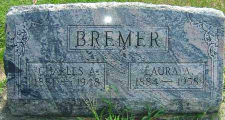 BREMER, LAURA A - Montgomery County, Ohio | LAURA A BREMER - Ohio Gravestone Photos