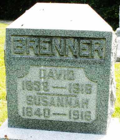 BRENNER, DAVID - Montgomery County, Ohio | DAVID BRENNER - Ohio Gravestone Photos