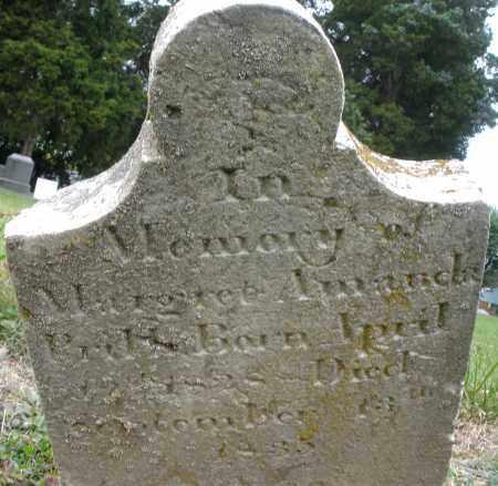 BRILL, MARGARET AMANDA - Montgomery County, Ohio | MARGARET AMANDA BRILL - Ohio Gravestone Photos