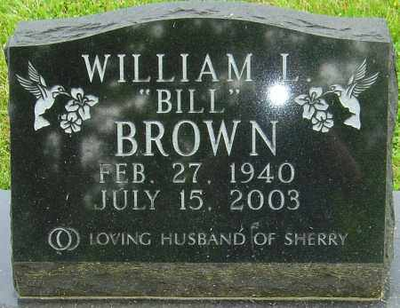 "BROWN, WILLIAM L  ""BILL"" - Montgomery County, Ohio 