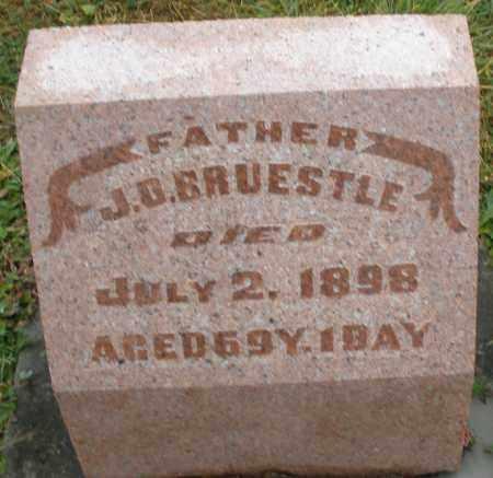 BRUESTLE, J.D. - Montgomery County, Ohio | J.D. BRUESTLE - Ohio Gravestone Photos