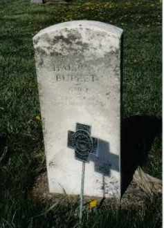 BURKET, HARRY W. - Montgomery County, Ohio | HARRY W. BURKET - Ohio Gravestone Photos