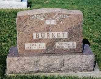 BURKET, IVY S. - Montgomery County, Ohio | IVY S. BURKET - Ohio Gravestone Photos