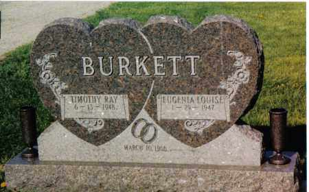 BURKETT, EUGENIA LOUISE - Montgomery County, Ohio | EUGENIA LOUISE BURKETT - Ohio Gravestone Photos