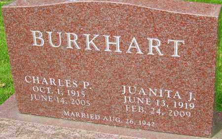 BROWN BURKHART, JUANITA J - Montgomery County, Ohio | JUANITA J BROWN BURKHART - Ohio Gravestone Photos