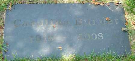 BURNET, CAROLINE - Montgomery County, Ohio | CAROLINE BURNET - Ohio Gravestone Photos