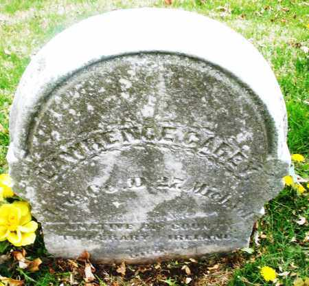 CABEY, LAWRENCE - Montgomery County, Ohio | LAWRENCE CABEY - Ohio Gravestone Photos