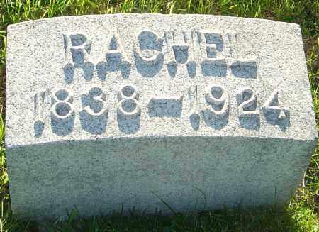 CAMPBELL, RACHEL - Montgomery County, Ohio | RACHEL CAMPBELL - Ohio Gravestone Photos