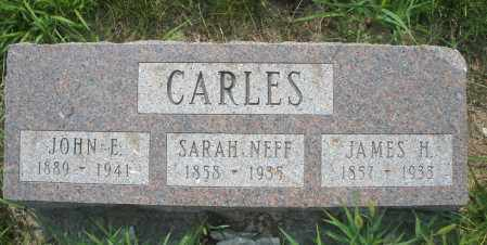 CARLES, JAMES H. - Montgomery County, Ohio | JAMES H. CARLES - Ohio Gravestone Photos