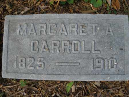 CARROLL, MARGARET A. - Montgomery County, Ohio | MARGARET A. CARROLL - Ohio Gravestone Photos