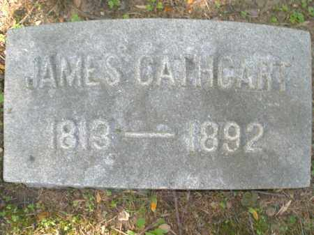 CATHCART, JAMES - Montgomery County, Ohio | JAMES CATHCART - Ohio Gravestone Photos