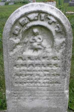 CHARLES, DEWITT - Montgomery County, Ohio | DEWITT CHARLES - Ohio Gravestone Photos