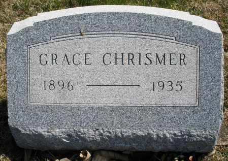 CHRISMER, GRACE - Montgomery County, Ohio | GRACE CHRISMER - Ohio Gravestone Photos