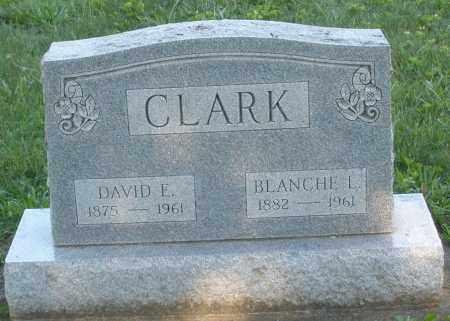 CLARK, BLANCHE L. - Montgomery County, Ohio | BLANCHE L. CLARK - Ohio Gravestone Photos