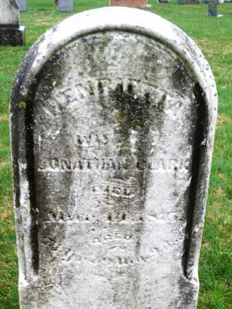 CLARK, HENRIETTA - Montgomery County, Ohio | HENRIETTA CLARK - Ohio Gravestone Photos