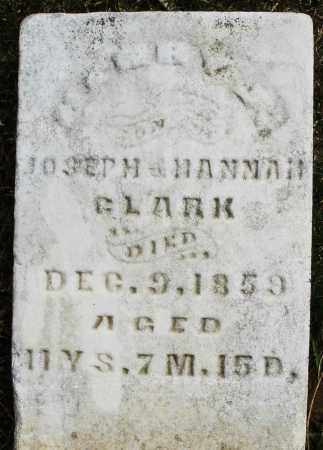 CLARK, HARRY - Montgomery County, Ohio | HARRY CLARK - Ohio Gravestone Photos