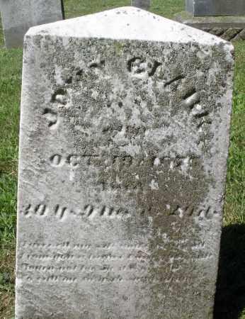 CLARK, JOHN - Montgomery County, Ohio | JOHN CLARK - Ohio Gravestone Photos