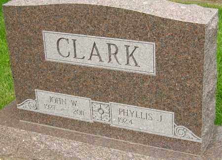CLARK, JOHN WILLIAM - Montgomery County, Ohio | JOHN WILLIAM CLARK - Ohio Gravestone Photos