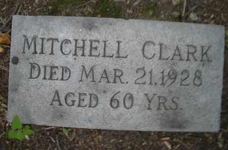 CLARK, MITCHELL - Montgomery County, Ohio | MITCHELL CLARK - Ohio Gravestone Photos