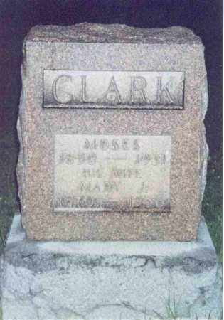 CLARK, MARY JANE - Montgomery County, Ohio | MARY JANE CLARK - Ohio Gravestone Photos
