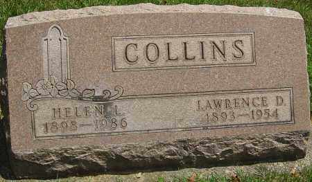 COLLINS, LAWRENCE D - Montgomery County, Ohio | LAWRENCE D COLLINS - Ohio Gravestone Photos