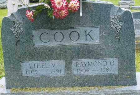 COOK, RAYMOND OTIS - Montgomery County, Ohio | RAYMOND OTIS COOK - Ohio Gravestone Photos