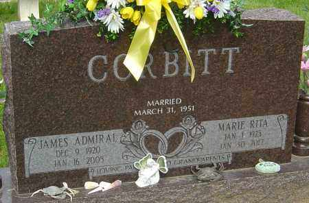 CORBITT, JAMES A - Montgomery County, Ohio | JAMES A CORBITT - Ohio Gravestone Photos