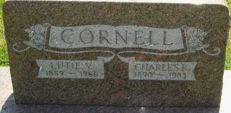 CORNELL, CHARLES R - Montgomery County, Ohio | CHARLES R CORNELL - Ohio Gravestone Photos