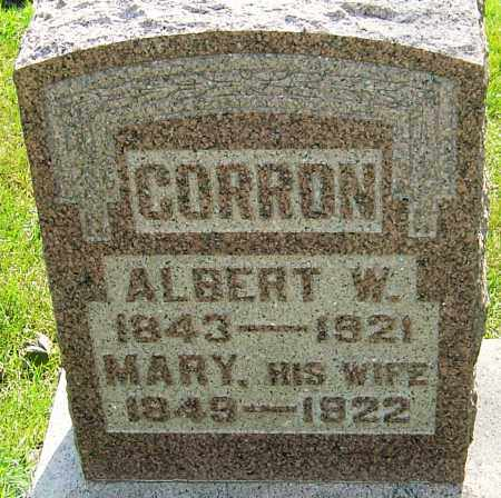 CORRON, MARY V - Montgomery County, Ohio | MARY V CORRON - Ohio Gravestone Photos