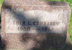 COURTNEY, LOLA L - Montgomery County, Ohio | LOLA L COURTNEY - Ohio Gravestone Photos