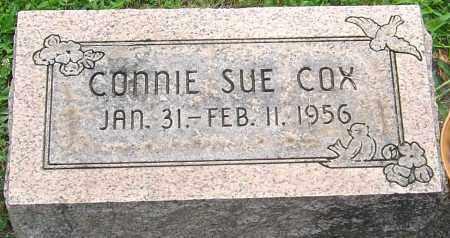 COX, CONNIE SUE - Montgomery County, Ohio | CONNIE SUE COX - Ohio Gravestone Photos