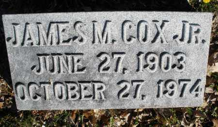 COX, JAMES M. JR. - Montgomery County, Ohio | JAMES M. JR. COX - Ohio Gravestone Photos