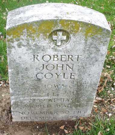 COYLE, ROBERT JOHN - Montgomery County, Ohio | ROBERT JOHN COYLE - Ohio Gravestone Photos