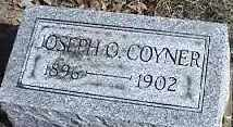 COYNER, JOSEPH O. - Montgomery County, Ohio | JOSEPH O. COYNER - Ohio Gravestone Photos