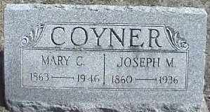 COYNER, MARY C. - Montgomery County, Ohio | MARY C. COYNER - Ohio Gravestone Photos