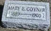 COYNER, MARY - Montgomery County, Ohio | MARY COYNER - Ohio Gravestone Photos