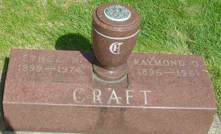 CRAFT, RAYMOND O - Montgomery County, Ohio | RAYMOND O CRAFT - Ohio Gravestone Photos