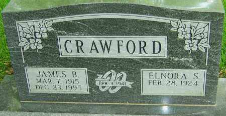 CRAWFORD, JAMES B - Montgomery County, Ohio | JAMES B CRAWFORD - Ohio Gravestone Photos