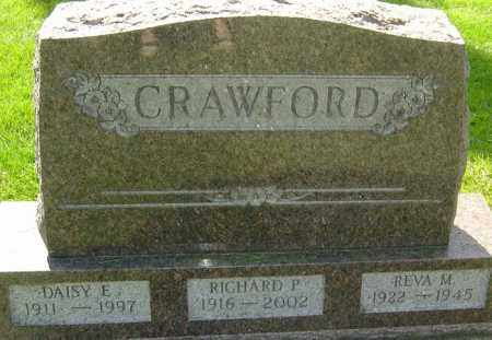 CRAWFORD, REVA M - Montgomery County, Ohio | REVA M CRAWFORD - Ohio Gravestone Photos