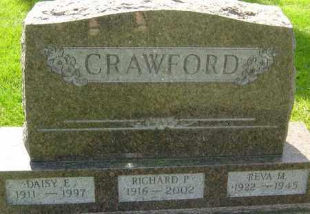CRAWFORD, RICHARD P - Montgomery County, Ohio | RICHARD P CRAWFORD - Ohio Gravestone Photos