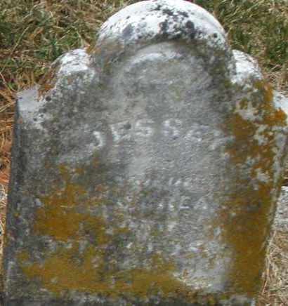 CREAGER, JESSY - Montgomery County, Ohio | JESSY CREAGER - Ohio Gravestone Photos