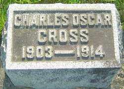 CROSS, CHARLES OSCAR - Montgomery County, Ohio | CHARLES OSCAR CROSS - Ohio Gravestone Photos
