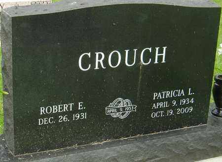 CROUCH, PATRICIA L - Montgomery County, Ohio | PATRICIA L CROUCH - Ohio Gravestone Photos