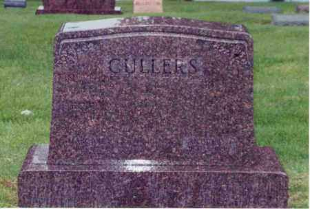 CULLERS, MARGARET - Montgomery County, Ohio | MARGARET CULLERS - Ohio Gravestone Photos