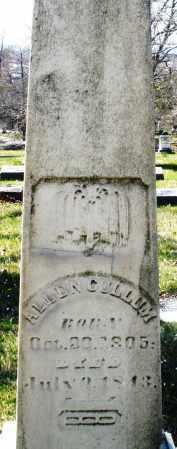 CULLUM, ALLEN - Montgomery County, Ohio | ALLEN CULLUM - Ohio Gravestone Photos