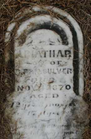 CULVER, ABIATHAR - Montgomery County, Ohio | ABIATHAR CULVER - Ohio Gravestone Photos
