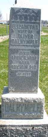 DALRYMPLE, ELIZABETH S. - Montgomery County, Ohio | ELIZABETH S. DALRYMPLE - Ohio Gravestone Photos
